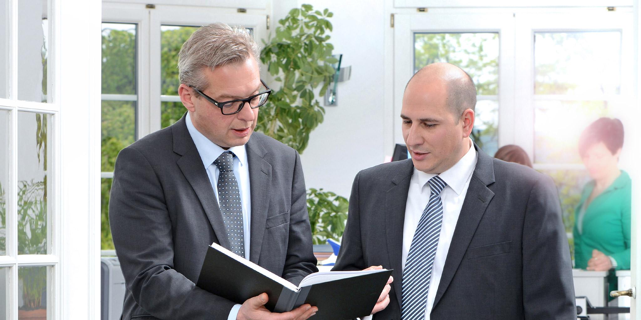 Dr. Harder & Kollegen - Dr. Thomas Harder & Markus Fueeß, Steuerberater aus Stuttgart