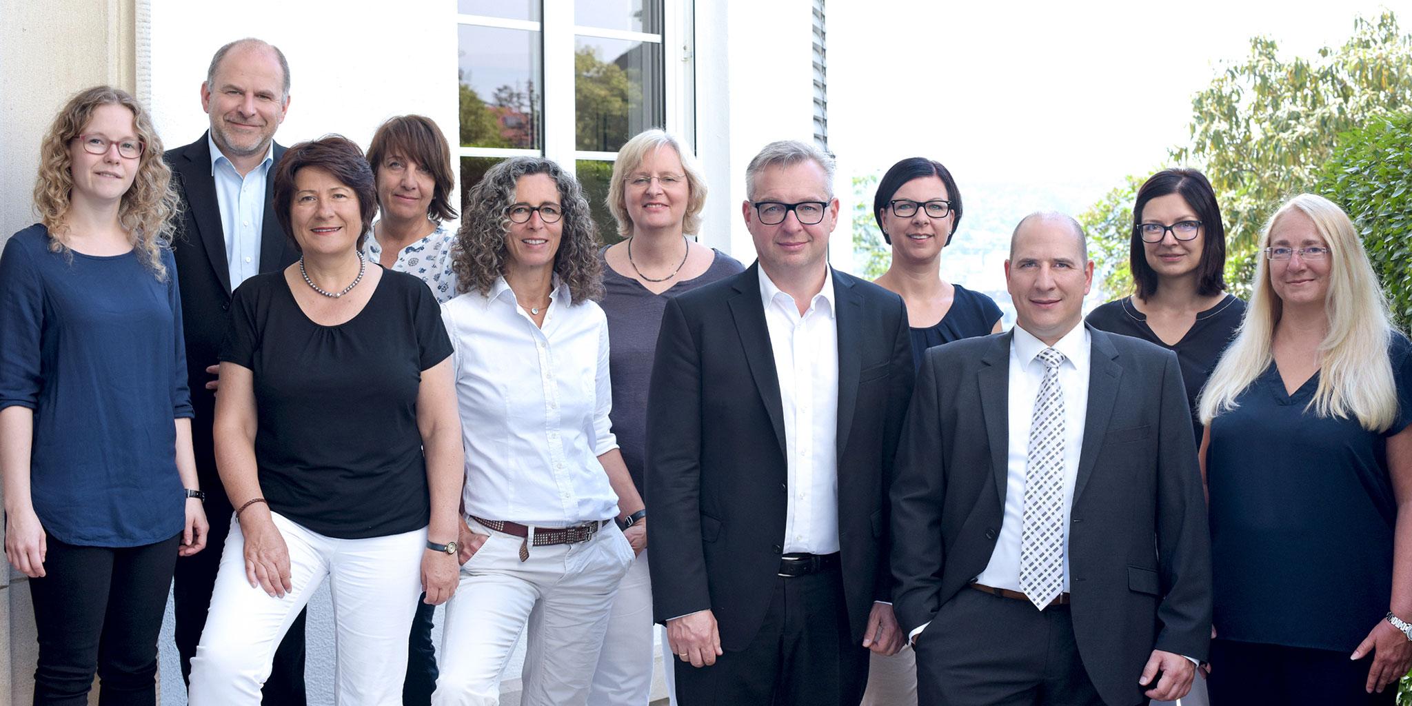 Ihr Steuerberater Team - Dr. Harder & Kollegen, Steuerberatungsgesellschaft mbH, Stuttgart